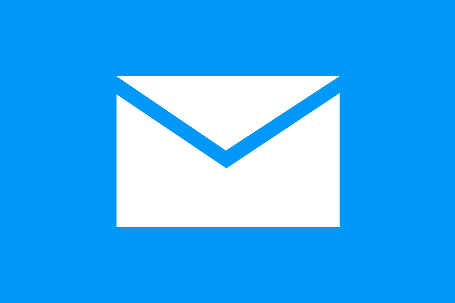 social buttons in emails