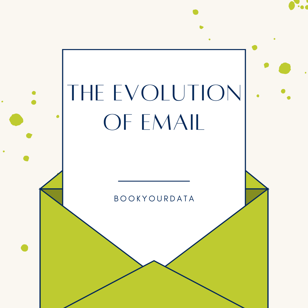 evolution of email